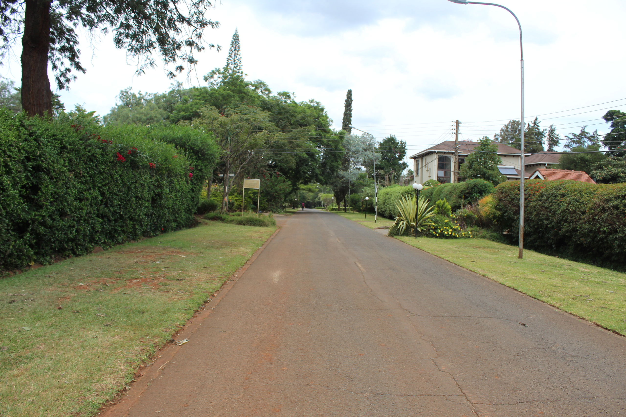RESIDENTIAL LAND FOR SALE KUDE ROAD In LAVINGTON