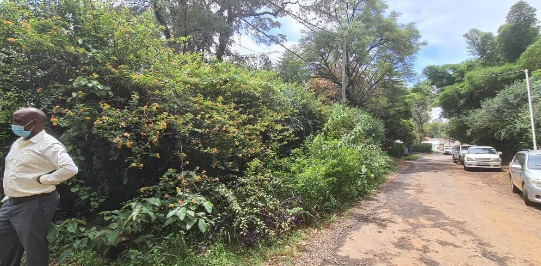 1.413 Acre RESIDENTIAL LAND LAIKIPIA ROAD KILELESHWA