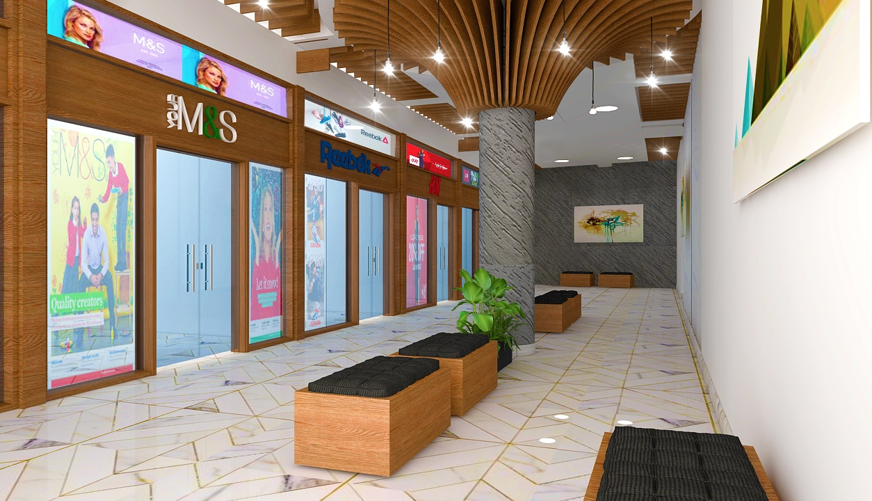 Commercial Retail Space To Let In Marsabit Plaza Ngong Road